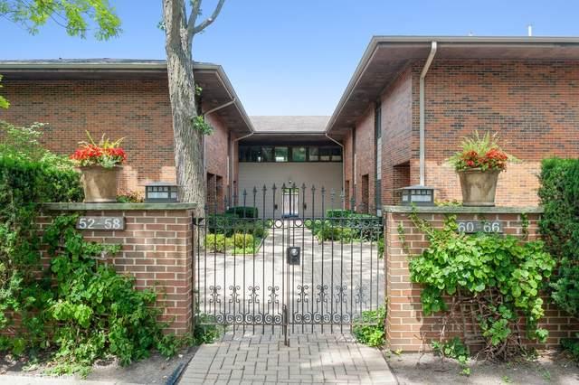 56 E Center Avenue #56, Lake Bluff, IL 60044 (MLS #11162335) :: O'Neil Property Group