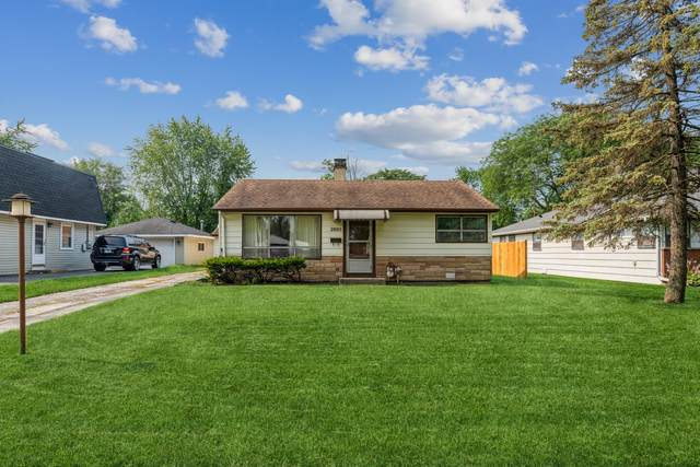 2805 Campbell Street, Rolling Meadows, IL 60008 (MLS #11162379) :: O'Neil Property Group