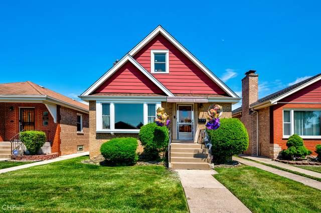 11527 S Artesian Avenue, Chicago, IL 60655 (MLS #11162386) :: Suburban Life Realty