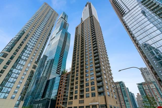 420 E Waterside Drive #1314, Chicago, IL 60601 (MLS #11162419) :: Lewke Partners - Keller Williams Success Realty