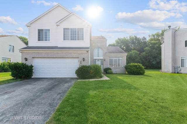 39 Sundance Court, Matteson, IL 60443 (MLS #11162446) :: John Lyons Real Estate