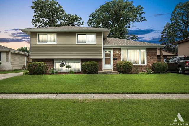 14916 Knox Avenue, Midlothian, IL 60445 (MLS #11162450) :: Lewke Partners - Keller Williams Success Realty