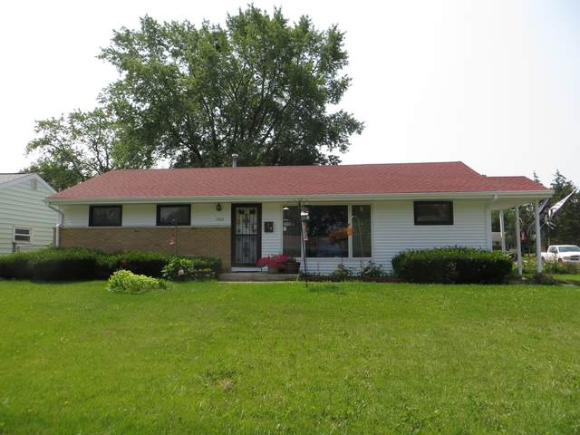 1500 Harper Drive, Rantoul, IL 61866 (MLS #11162470) :: Ryan Dallas Real Estate