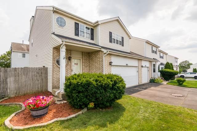 902 Dunbridge Lane, Romeoville, IL 60446 (MLS #11162490) :: O'Neil Property Group