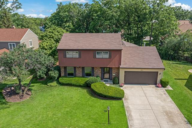 911 Linden Court, Western Springs, IL 60558 (MLS #11162589) :: The Wexler Group at Keller Williams Preferred Realty