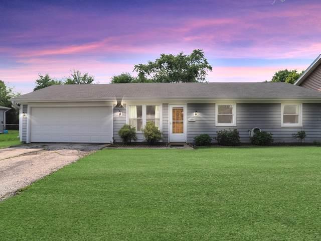 7018 Plumtree Lane, Hanover Park, IL 60133 (MLS #11162611) :: Jacqui Miller Homes