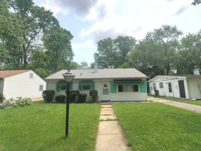 16751 Artesian Avenue, Hazel Crest, IL 60429 (MLS #11162644) :: Littlefield Group