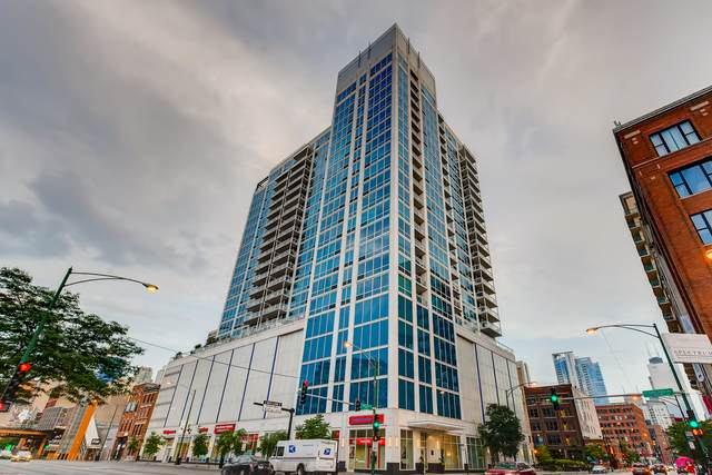 757 N Orleans Street #2202, Chicago, IL 60654 (MLS #11162694) :: Lux Home Chicago