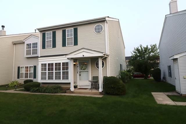 1913 Cherrywood Court #0, Joliet, IL 60435 (MLS #11162770) :: The Wexler Group at Keller Williams Preferred Realty
