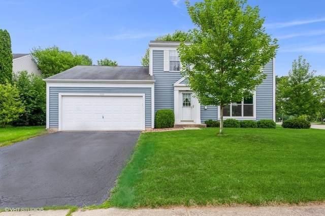 1321 Big Sur Parkway, Algonquin, IL 60102 (MLS #11162783) :: O'Neil Property Group
