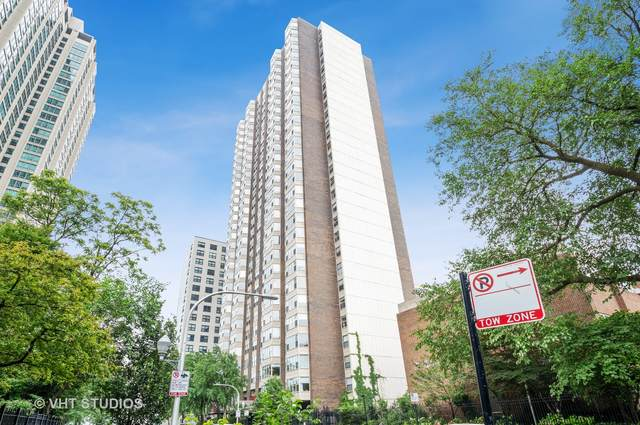 525 W Hawthorne Place #1707, Chicago, IL 60657 (MLS #11162853) :: Ryan Dallas Real Estate