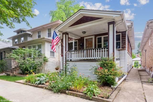 1176 S Harvey Avenue, Oak Park, IL 60304 (MLS #11162860) :: Touchstone Group