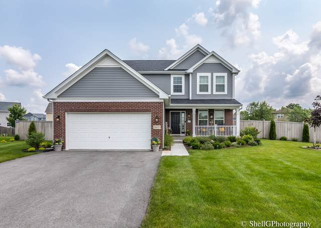 26011 S Old Farm Court, Channahon, IL 60410 (MLS #11162908) :: O'Neil Property Group