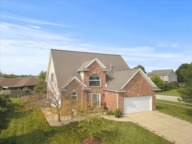 8 Stark Circle, Bloomington, IL 61704 (MLS #11162952) :: O'Neil Property Group