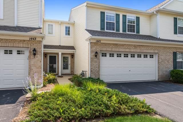 1445 Millbrook Drive, Algonquin, IL 60102 (MLS #11162963) :: Suburban Life Realty
