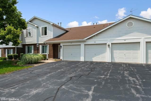314 Primrose Court #254, Aurora, IL 60504 (MLS #11163015) :: O'Neil Property Group