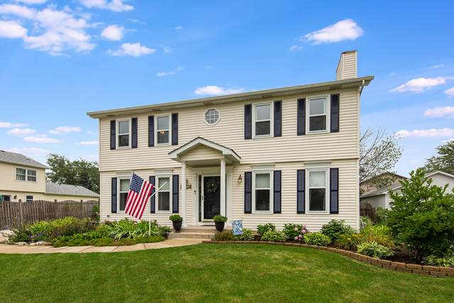 2914 Ruth Fitzgerald Drive, Plainfield, IL 60586 (MLS #11163049) :: O'Neil Property Group