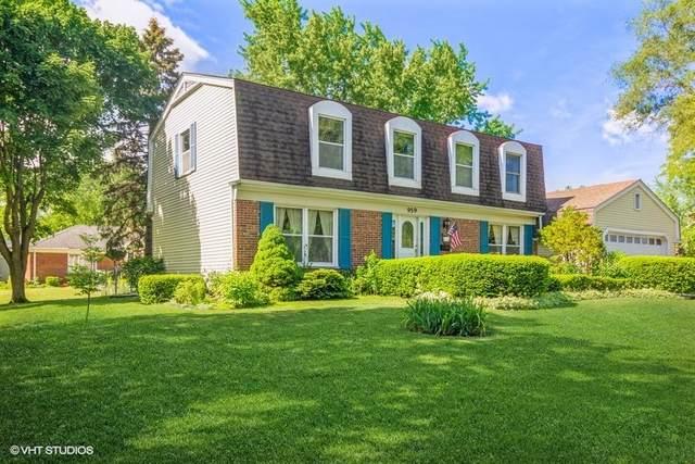 959 W Partridge Drive, Palatine, IL 60067 (MLS #11163070) :: Jacqui Miller Homes