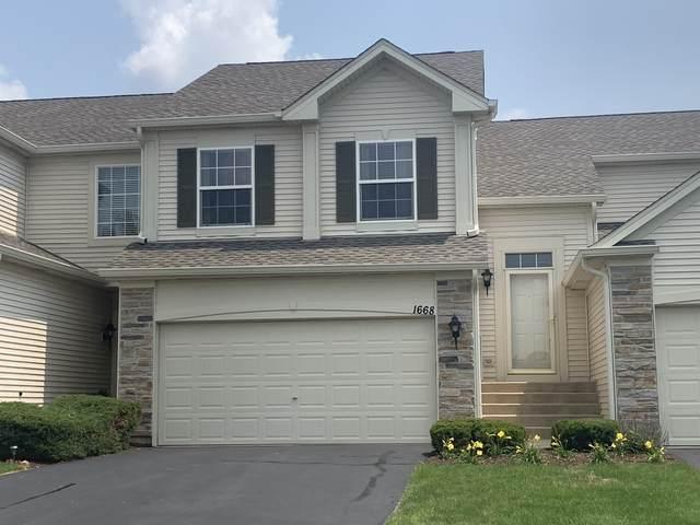 1668 Fredericksburg Lane, Aurora, IL 60503 (MLS #11163105) :: Jacqui Miller Homes