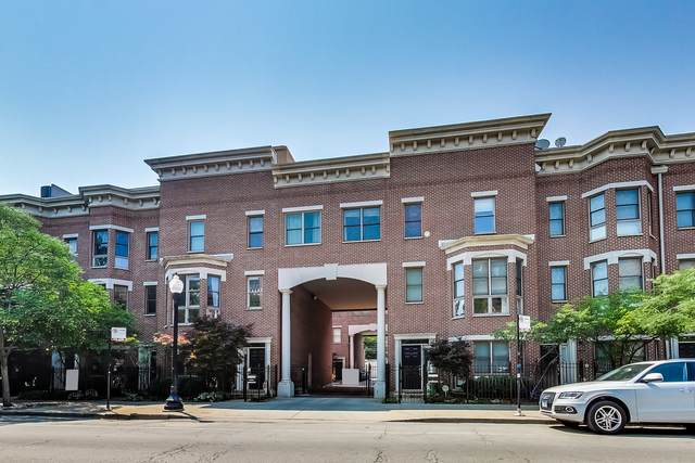 1725 W Belmont Avenue A, Chicago, IL 60657 (MLS #11163106) :: Carolyn and Hillary Homes