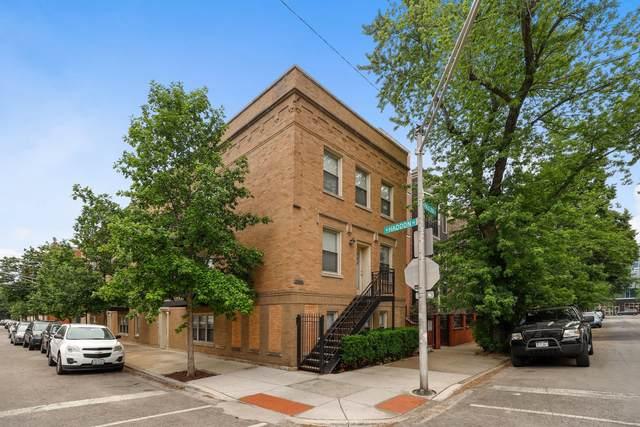1100 N Paulina Street 1W, Chicago, IL 60622 (MLS #11163168) :: Lewke Partners - Keller Williams Success Realty