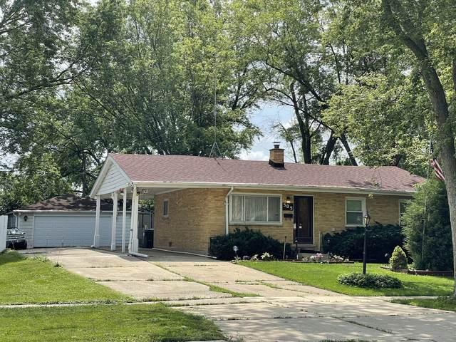 505 Washington Boulevard, Hoffman Estates, IL 60169 (MLS #11163253) :: O'Neil Property Group