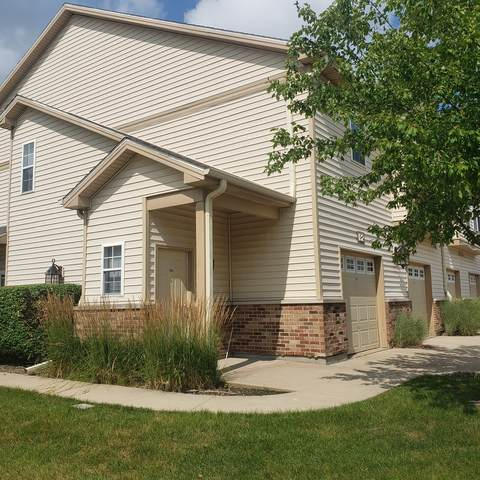 3724 Thornhill Drive #3724, Champaign, IL 61822 (MLS #11163299) :: Littlefield Group