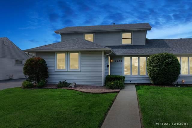 4635 W 88th Street, Hometown, IL 60456 (MLS #11163303) :: Jacqui Miller Homes