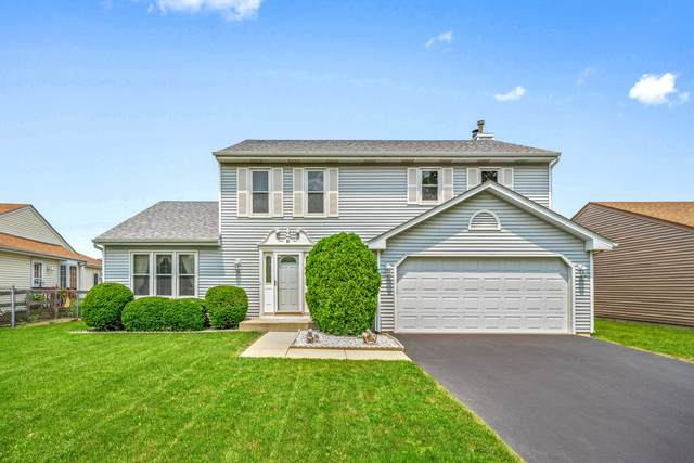16 Hunter Drive, Montgomery, IL 60538 (MLS #11163324) :: O'Neil Property Group