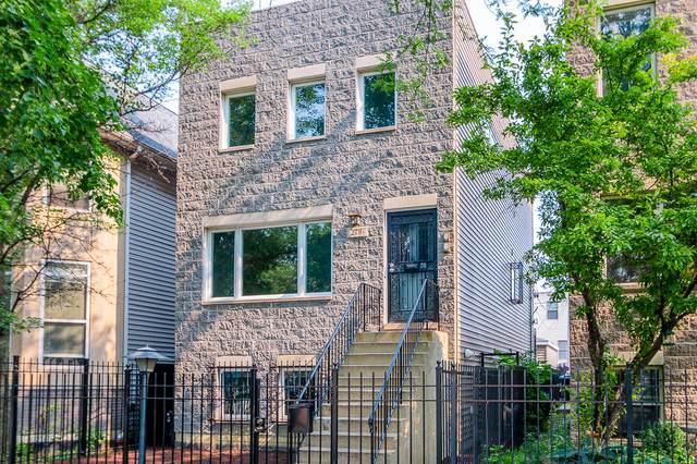 2716 W Washington Boulevard, Chicago, IL 60612 (MLS #11163355) :: O'Neil Property Group