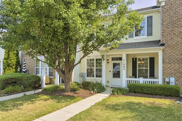 1882 Sebastian Drive, Woodstock, IL 60098 (MLS #11163364) :: O'Neil Property Group