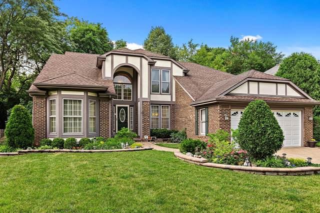 240 Southfield Drive, Vernon Hills, IL 60061 (MLS #11163369) :: Jacqui Miller Homes