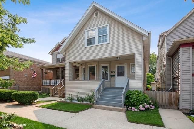 907 Ferdinand Avenue, Forest Park, IL 60130 (MLS #11163408) :: Angela Walker Homes Real Estate Group