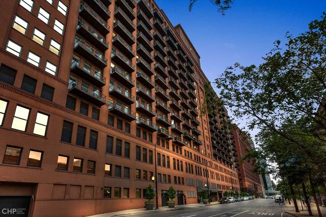 165 N Canal Street #1206, Chicago, IL 60606 (MLS #11163428) :: Schoon Family Group