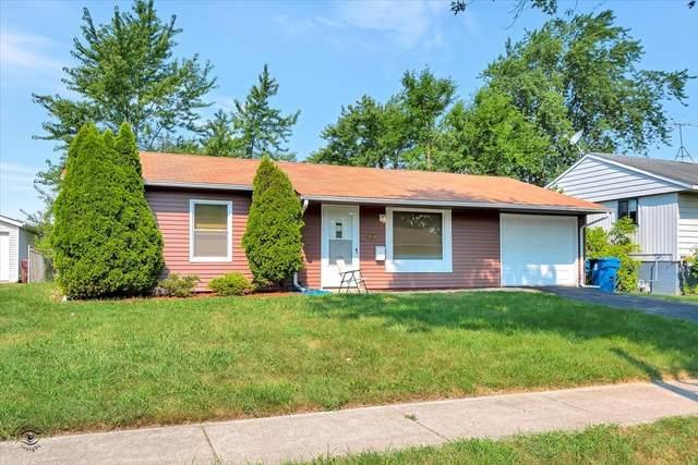 22526 Nichols Drive, Sauk Village, IL 60411 (MLS #11163457) :: The Dena Furlow Team - Keller Williams Realty