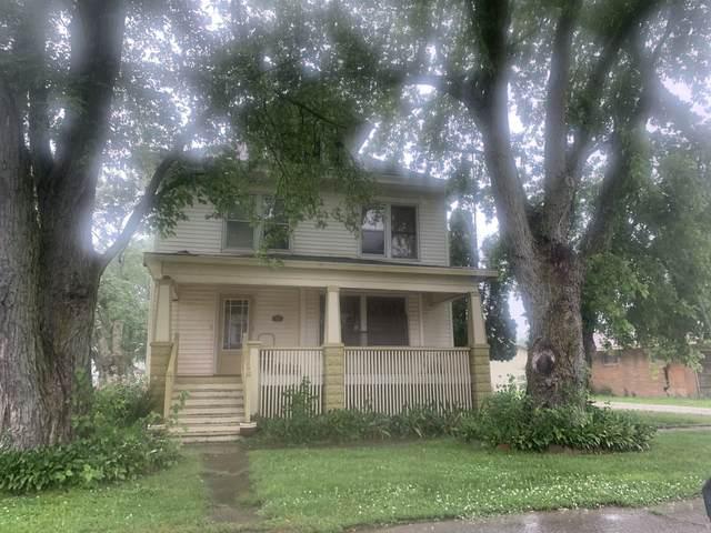 107 S Walnut Street, Roberts, IL 60962 (MLS #11163478) :: The Dena Furlow Team - Keller Williams Realty