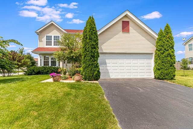 525 Treasure Drive, Oswego, IL 60543 (MLS #11163482) :: O'Neil Property Group