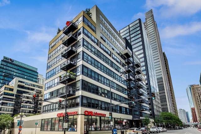 130 S Canal Street 9R, Chicago, IL 60606 (MLS #11163486) :: Lux Home Chicago