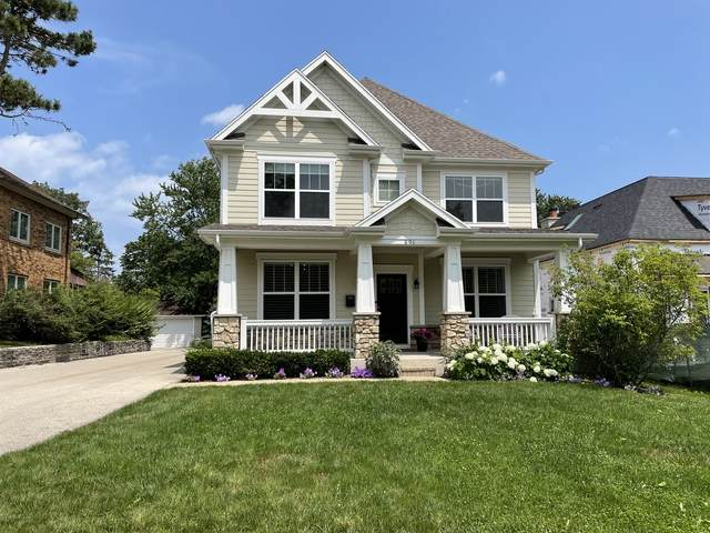 601 Greenwood Avenue, Glencoe, IL 60022 (MLS #11163559) :: O'Neil Property Group