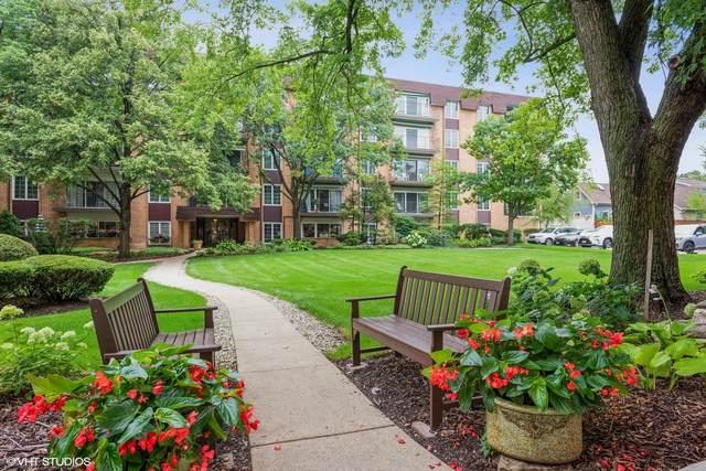 441 N Park Boulevard 3H, Glen Ellyn, IL 60137 (MLS #11163566) :: The Wexler Group at Keller Williams Preferred Realty