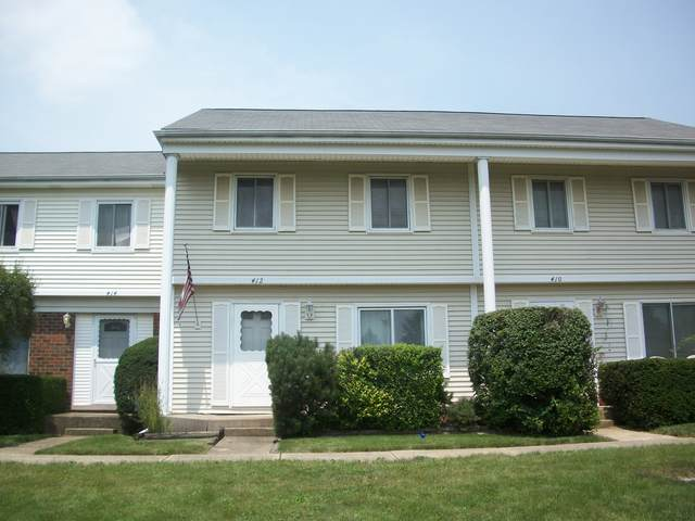 412 Yorkshire Square #412, Bolingbrook, IL 60440 (MLS #11163594) :: Littlefield Group