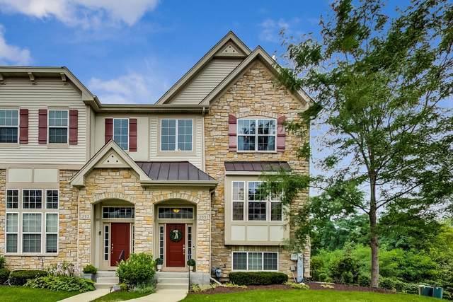 259 Bennett Drive, Carol Stream, IL 60188 (MLS #11163610) :: John Lyons Real Estate