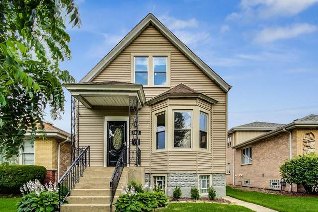 5147 N Meade Avenue, Chicago, IL 60630 (MLS #11163612) :: O'Neil Property Group