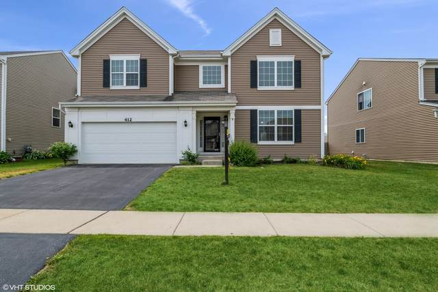 412 Minuet Circle, Volo, IL 60073 (MLS #11163627) :: The Wexler Group at Keller Williams Preferred Realty