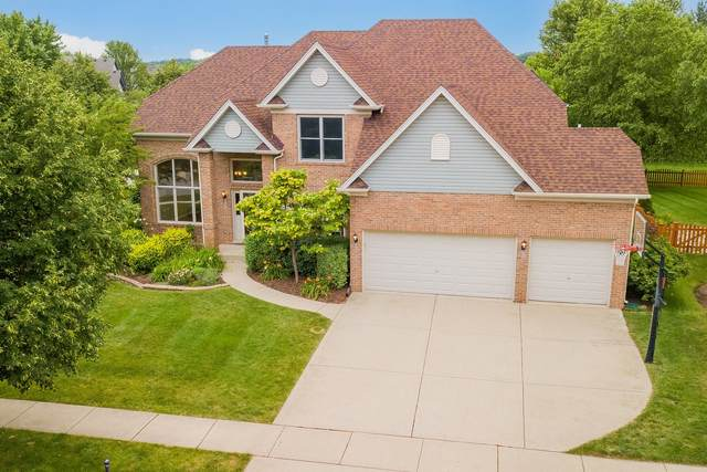 2221 Brookwood Drive, South Elgin, IL 60177 (MLS #11163666) :: O'Neil Property Group