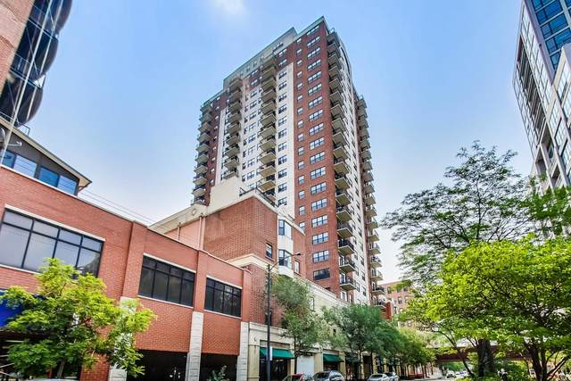 1529 S State Street Ph-1, Chicago, IL 60605 (MLS #11163673) :: Jacqui Miller Homes
