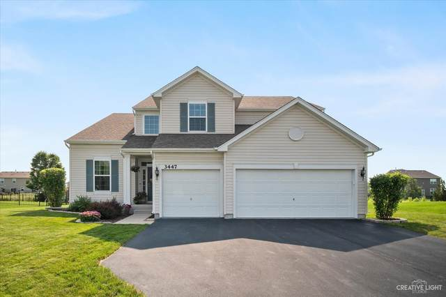 3447 Ayres Drive, Aurora, IL 60506 (MLS #11163700) :: O'Neil Property Group
