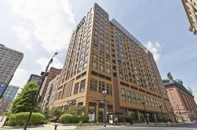 520 S State Street #701, Chicago, IL 60605 (MLS #11163734) :: Jacqui Miller Homes