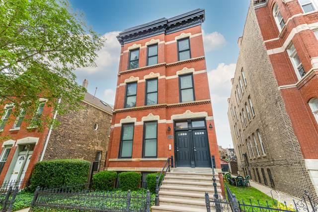 1134 N Wolcott Avenue 1R, Chicago, IL 60622 (MLS #11163824) :: Lewke Partners - Keller Williams Success Realty