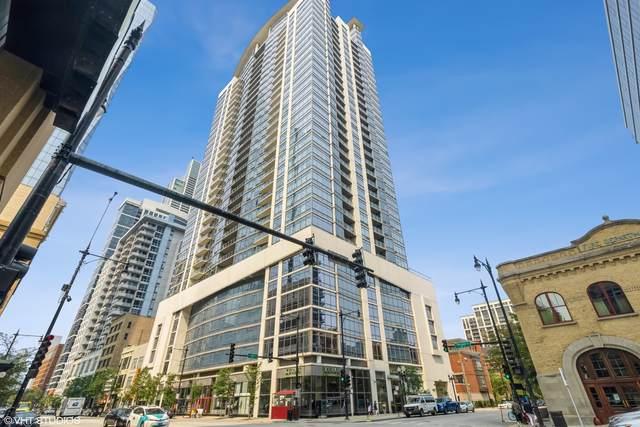 100 E 14th Street #1105, Chicago, IL 60605 (MLS #11163862) :: Lewke Partners - Keller Williams Success Realty